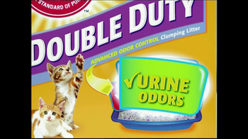 Arm and Hammer Double Duty TV Spot, 'Double Trouble' - Thumbnail 5
