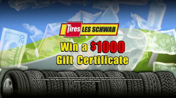 Les Schwab Tire Centers TV Spot, 'Shopping Spree'