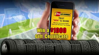 Les Schwab Tire Centers TV Spot, 'Shopping Spree' - Thumbnail 4