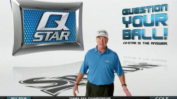 Srixon Q Star Golf Balls TV Spot Featuring Graeme McDowell, Keegan Bradley - Thumbnail 9