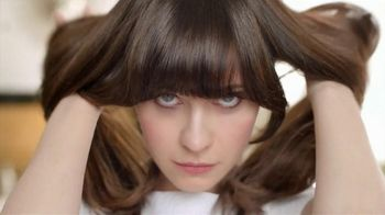 Pantene BB Hair Creme TV Spot, Featuring Zooey Deschanel