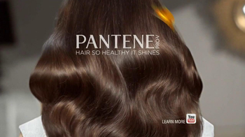 Pantene BB Hair Creme TV Spot, Featuring Zooey Deschanel  - Thumbnail 10
