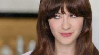 Pantene BB Hair Creme TV Spot, Featuring Zooey Deschanel  - Thumbnail 2