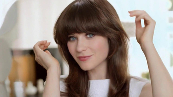 Pantene BB Hair Creme TV Spot, Featuring Zooey Deschanel  - Thumbnail 3