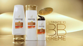 Pantene BB Hair Creme TV Spot, Featuring Zooey Deschanel  - Thumbnail 9