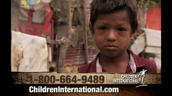 Children International TV Spot, 'Extreme Poverty'