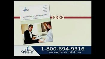 Optima Tax Relief TV Spot, 'Good News' - Thumbnail 5