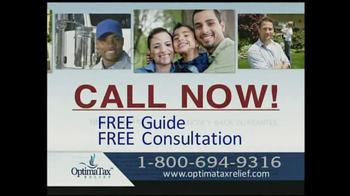 Optima Tax Relief TV Spot, 'Good News' - Thumbnail 7