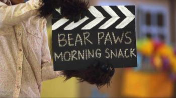 Bear Paws Morning Snack TV Spot, 'Kids' Play' - Thumbnail 2