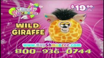 Shmoozee TV Spot