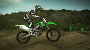 2013 Kawasaki KX 450F TV Spot