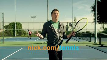 Nickelodeon TV Spot, 'Tennis' - Thumbnail 10