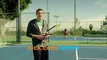 Nickelodeon TV Spot, 'Tennis' - Thumbnail 8