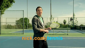 Nickelodeon TV Spot, 'Tennis' - Thumbnail 9