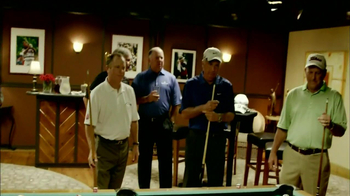 Charles Schwab Cup TV Spot, 'The Ultimate Clubhouse: Friends and Rivals' - Thumbnail 2