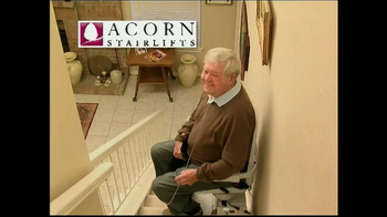 Acorn Stairlifts TV Spot