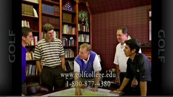 Professional Golfers Career College TV Spot - Thumbnail 3