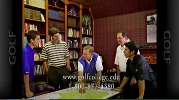 Professional Golfers Career College TV Spot - Thumbnail 4