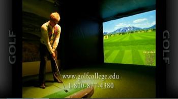 Professional Golfers Career College TV Spot - Thumbnail 5