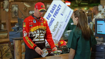 Bass Pro Shops TV Spot, 'Now What' Featuring Kevin VanDam