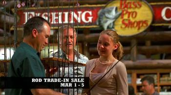 Bass Pro Shops TV Spot, 'Breaking Rods' Featuring Bill Dance - Thumbnail 7