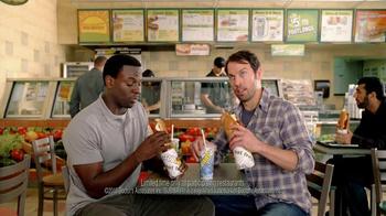 Subway Meatball Pepperoni Melt TV Spot, 'Italy Daydream: Gondola' - Thumbnail 2