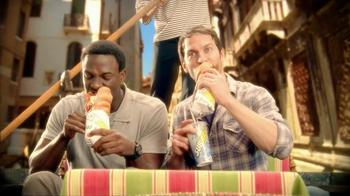 Subway Meatball Pepperoni Melt TV Spot, 'Italy Daydream: Gondola' - Thumbnail 3