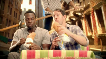 Subway Meatball Pepperoni Melt TV Spot, 'Italy Daydream: Gondola'