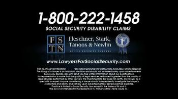 Fleschner, Stark, Tanoos & Newlin TV Spot, 'Disability Claims' - Thumbnail 8
