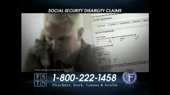 Fleschner, Stark, Tanoos & Newlin TV Spot, 'Disability Claims' - Thumbnail 5