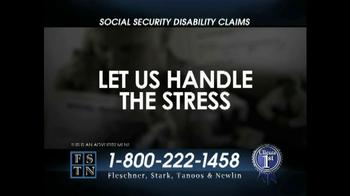 Fleschner, Stark, Tanoos & Newlin TV Spot, 'Disability Claims' - Thumbnail 7