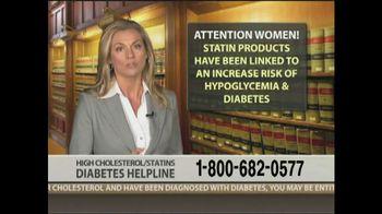 Weitz and Luxenberg TV Spot, 'Diabetes'