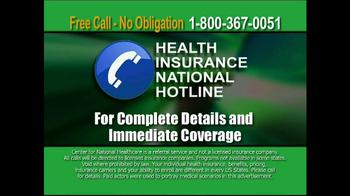 Health Insurance National Hotline TV Spot  - Thumbnail 10