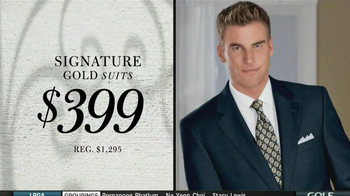 JoS. A. Bank Signature Suit Event TV Spot, 'Feb. 2013' - 47 commercial airings