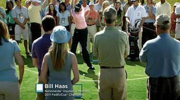 Nationwide Insurance TV Spot Featuring Bill Haas - 233 commercial airings