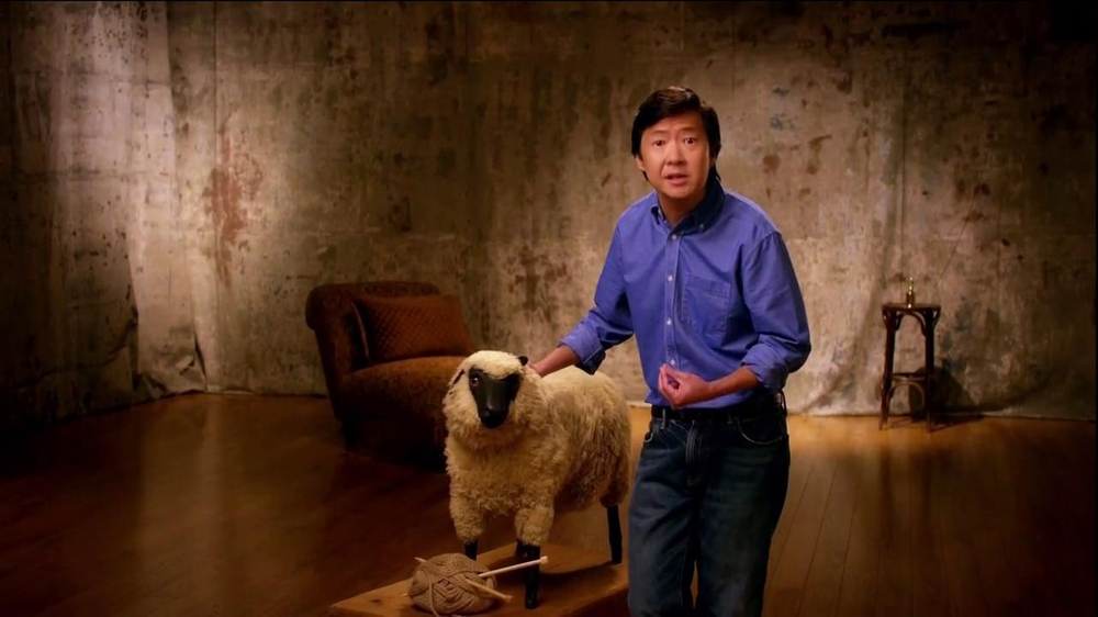 The More You Know TV Commercial, 'Sheep Farm' Featuring Ken Jeong