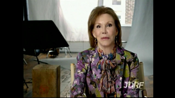 JDRF TV Spot Feauturing Mary Tyler Moore - Thumbnail 6