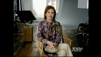 JDRF TV Spot Feauturing Mary Tyler Moore - Thumbnail 5