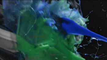 ASICS Gel Resolution 4 TV Spot, 'Color Spatter' - Thumbnail 3