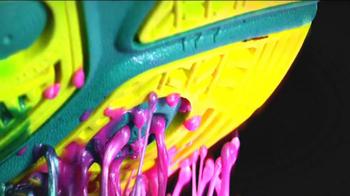 ASICS Gel Resolution 4 TV Spot, 'Color Spatter' - Thumbnail 4