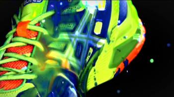 ASICS Gel Resolution 4 TV Spot, 'Color Spatter' - Thumbnail 6