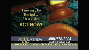 Weitz and Luxenberg TV Spot, 'Medical Alert: Lung Cancer' - Thumbnail 8