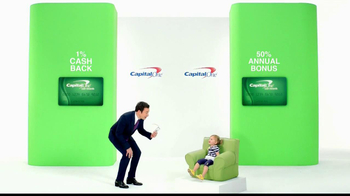 Capital One TV Spot, 'She Said Yes!' Featuring Jimmy Fallon