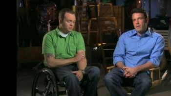 Paralyzed Veterans of America TV Spot, 'James Crosby' Featuring Ben Affleck - 3 commercial airings