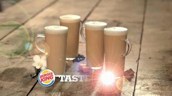 Burger King $1 Lattes TV Spot - Thumbnail 10