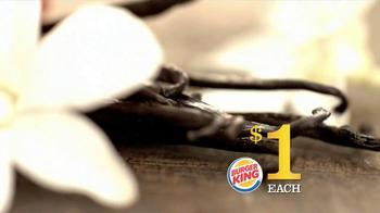 Burger King $1 Lattes TV Spot - Thumbnail 5