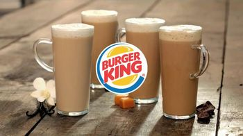 Burger King $1 Lattes TV Spot