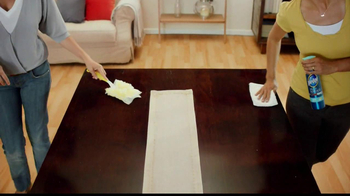 Pledge Multi-Surface TV Spot, 'Duster' - Thumbnail 2