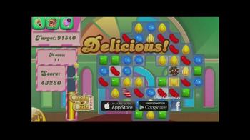 Candy Crush Saga TV Spot, 'Craving' - Thumbnail 8