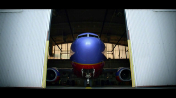 Southwest Airlines TV Spot, 'Never Back Down' Song by Fun - Thumbnail 1